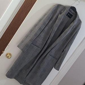 Long fall coat